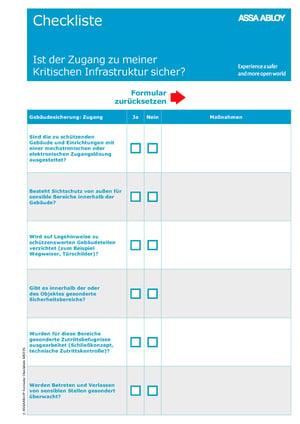Seiten aus ASSAABLOY_Formular_Checkliste_KRITIS